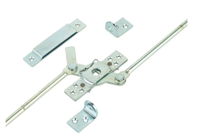 Handles, Locks & Latches